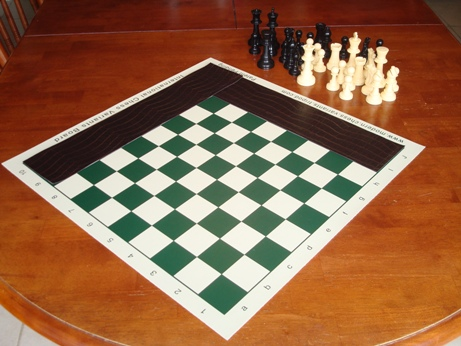 International Chess Variants Board - 8x8 Setup