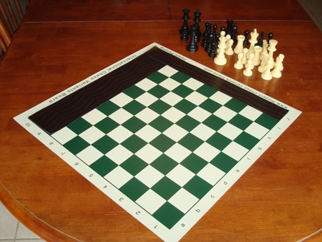 International Chess Variants Board - 9x8 Setup